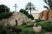 קבר ישו, שאותו יצילו