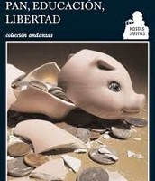 Pan educación y libertad.  Petros Markaris
