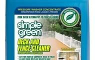 Simple Green Deck and Fence Cleaner