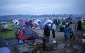 Campos de refugiados de Idomeni
