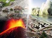What are the natural disasters?