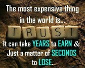 Trust your partner