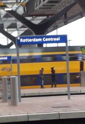 Vertrek vanaf Nederland