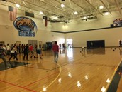 Perfect Attendance Dodge-ball Tournament!