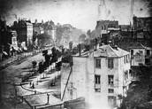 Louis Daguerre and the Daguerreotype