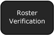 Roster Verification January 25-27