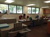 Workroom Area