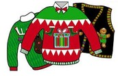 "DISD 1st Annual ""Ugly Sweater"" Contest/Team Challenge"