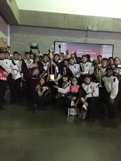 PGHS Marching Band Performs at Peach Bowl in Atlanta, GA