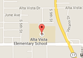Where to find us... Alta Vista Elementary