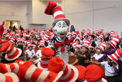 Cat in the Hat at Blair