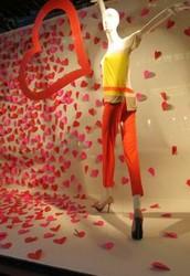 Valentine's Day Storefront