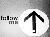 if you like to follow me