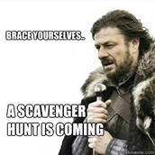 GET READY FOR THE ULTIMATE HUNT!