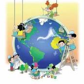 El planeta es de todos y para todos
