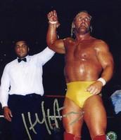 Hulk Hogan's Powerful Fists