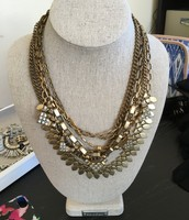 $32 Sutton Necklace - Gold