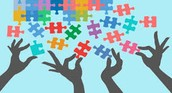 Be a Piece of the Puzzle:  Collaboration Strategies