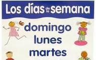 Los días de la semana (The days of the week)
