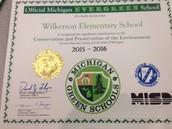 Green Schools Certificate