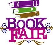 School-wide Book Fair this week