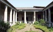 Peristylium (y)
