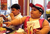 """TV viewing is not responsible for the rise in childhood obesity."""