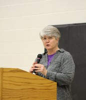 Carol Robertson, Faculty Speaker