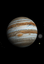 Jupiter fun facts & hypothesis