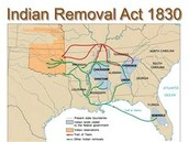 1.Indian Removal Act