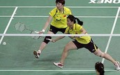 Chinese Badminton