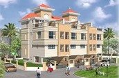 Development work at Sheth Beaumonte Sion Mumbai is entering full speed