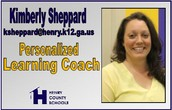 Meet Kimberly Sheppard