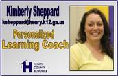 Meet Kimberly Sheppard