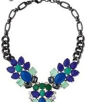 Peacock Necklace  Retail $128 Sale $51