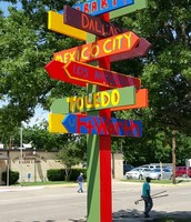 Children's Signpost