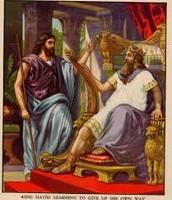 דוד כמנהיג