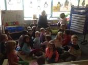 Mrs. Mann's Class