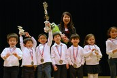 Washington State Chinese Language and Talent competition