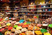 Candy Store (Inside)