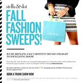 Win a $1000 shopping spree!