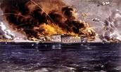Bombardment at Fort Sumter