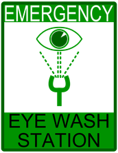 5 - Eye Wash Stations