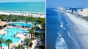 The tourist attractions in south carolina