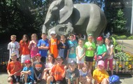 Our Trip to the Phila. Zoo