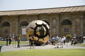 Just One of Vatican City's 11 Museums!