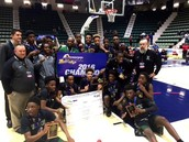 Elmont Spartans Are the 2016 Boys Basketball Class A State Champions