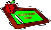 Oak Grove Curriculum Nights