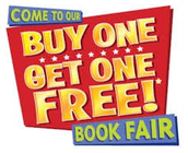 Spring Book Fair....BUY ONE GET ONE FREE!