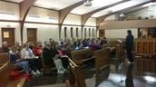 Choirs Rehearse